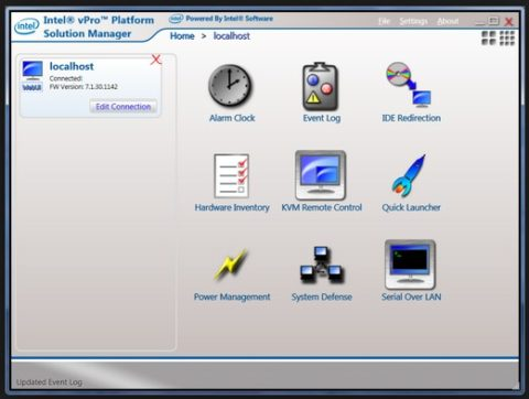 perangkat lunak vPro